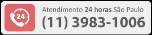 Atendimento 24 horas São Paulo - Ligue: (11) 3983-1006