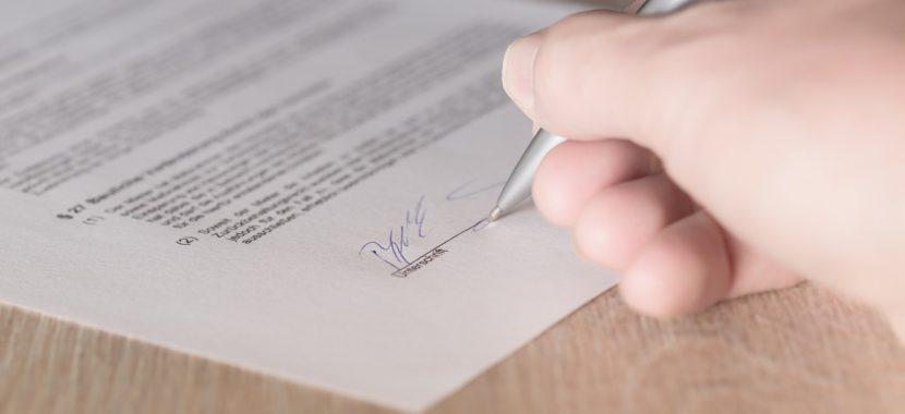 contrato anual de esgoto