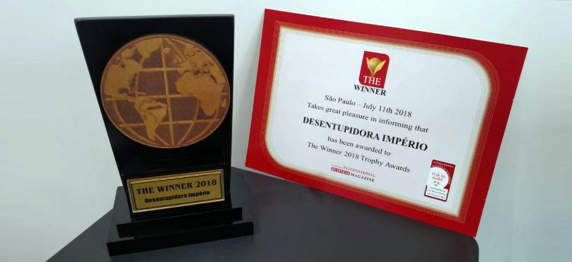 prêmio empresa destaque