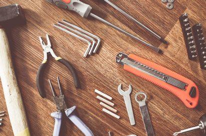 Itens e ferramentas que todos devem ter em casa