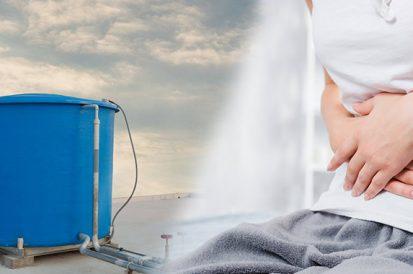 Doenças que podem chegar até você pela falta de limpeza na caixa d'água