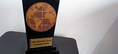 The Winner 2018 Trophy Awards