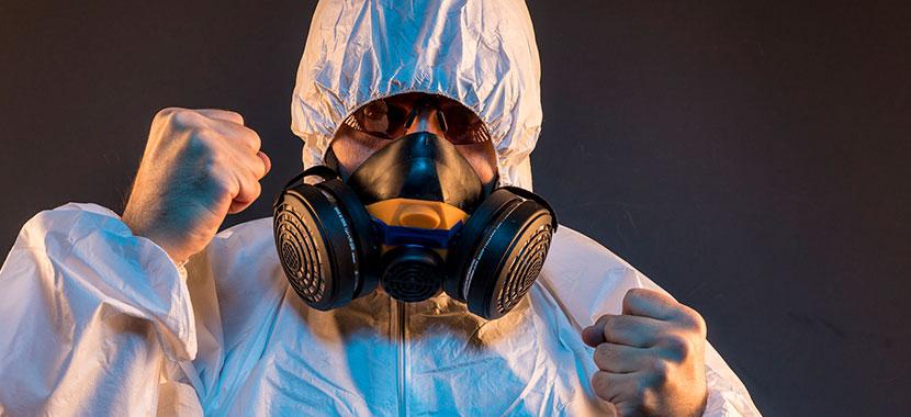 Duvidas frequentes sobre sanitização de ambientes