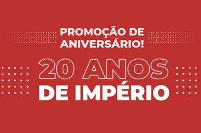 Promoção de Aniversário com 15% de desconto em serviços avulsos